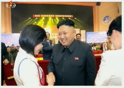 KJU Cha Yongmi 20140520 uutisvideo 06.13