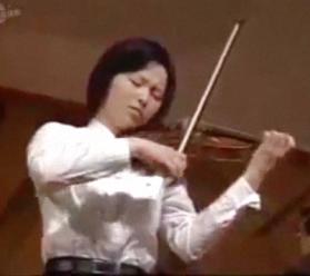 선우향희 Sonu Hyang-hui 鮮于香姫as a university student in 20081003