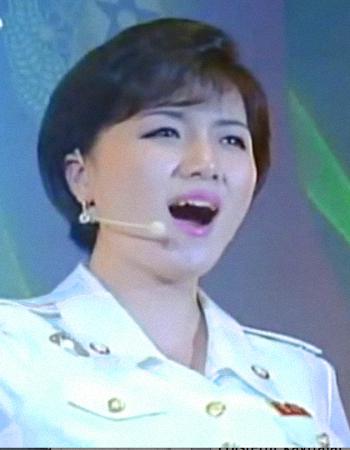 리명희 Ri Myong-hui 20130803