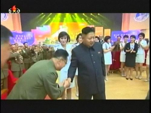Kim Un-ryong 20140519